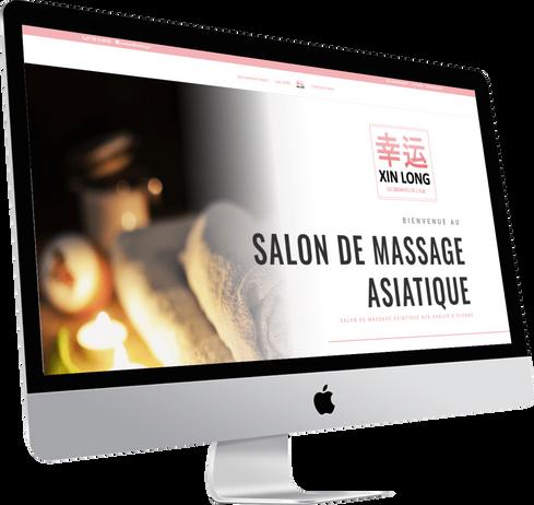 création site masseur masseuse marseille