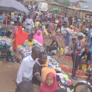 4. David Solomon, Saturday Market, Barki