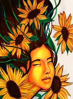 Bloom // Jeffery Wang — Illustration