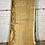 Prime grade waney edge oak slab. No # 61. Kiln dried Oak slab for sale