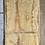 waney edge oak slab. No # 55. Kiln dried Oak slab for sale
