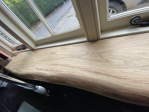 1.5m long Oak Window Boards