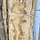 Waney edge oak slab.  No. #70 . Kiln dried Oak Slab for sale
