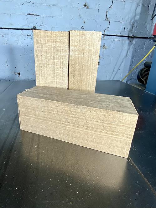 Oak Wood Turning Blank 200x70x70
