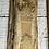 waney edge oak slab. No # 54. Kiln dried Oak slab for sale