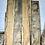 waney edge oak slab. No # 6. Kiln dried Oak slab for sale