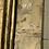 waney edge oak slab. No # 8. Kiln dried Oak slab for sale