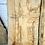 Waney edge oak slab.  No. #76 . Kiln dried Oak Slab for sale
