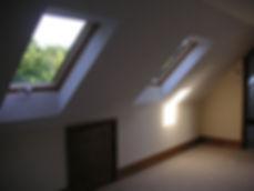 carpenters in kent  loft conversion after