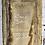waney edge oak slab. No # 53. Kiln dried Oak slab for sale