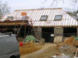 Doodle and construct roofing carpenters in Rochester Kent