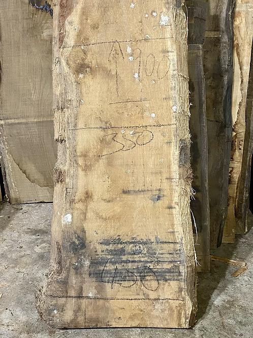 Solid  Oak Slab Work Top