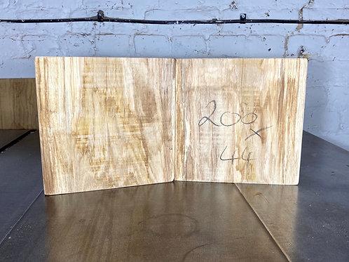 200x40mm Oak Wood Turning Bowl Blank