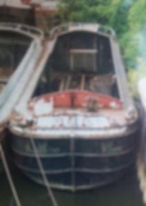 local builders in kent humber keel barge before