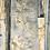 Waney edge oak slab.  No. #73 . Kiln dried Oak Slab for sale