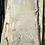 waney edge oak slab. No # 47. Kiln dried Oak slab for sale