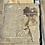 waney edge oak slab. No # S1. Kiln dried Oak slab for sale