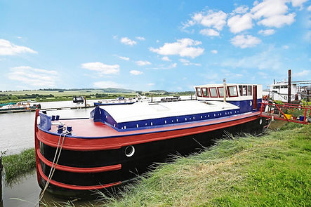 Humber Keel Barge Good luck