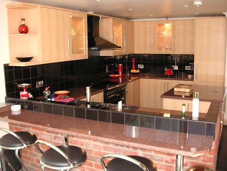 Fitted kitchen by ouy local kent carpent