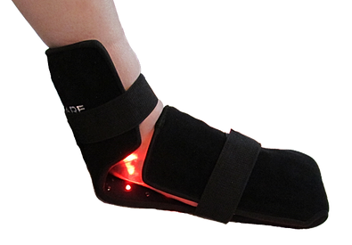 Peripheral Neuropathy Led Light Therapy Boots Red