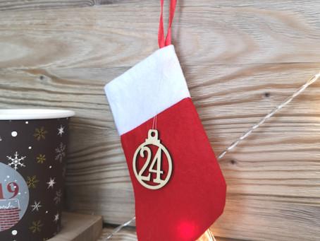 Doppelt gut: Adventskalender gleich Weihnachtsbaum