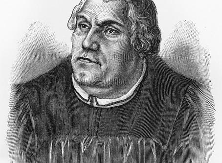 Häh, was hat Martin Luther mit Weihnachtsgeschenken zu tun?
