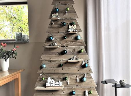 Der richtige Baum zum Fest: Alternative Weihnachtsbäume voll im Trend