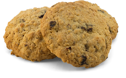 Cherry Oat Cookie