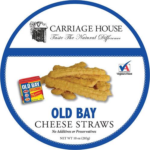 Old Bay Cheese Straws