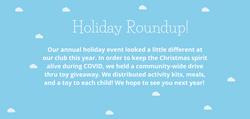 Holiday Roundup! (3)