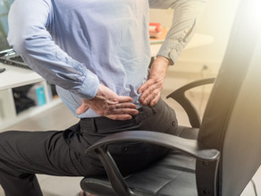 Relieve Pain from Prolonged Sitting