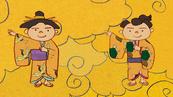 「あじゃぱん」OP、ED、スポットアニメを制作しました。曲はピコ太郎さん、ケロポンズさんです。