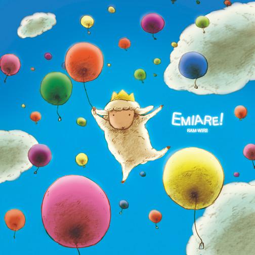 RAMWIRE/EMIARE! のジャケットイラストを描きました