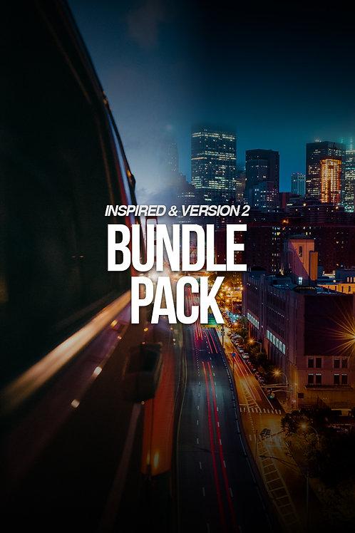 Lightroom Preset Bundle Pack