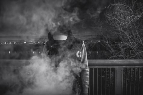 Photoset: Smokescreen (B&W)