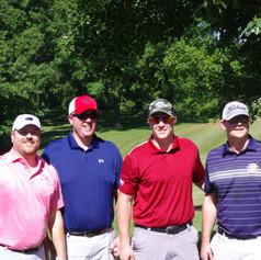Grover Simpson's Team - Wagner, Britton,