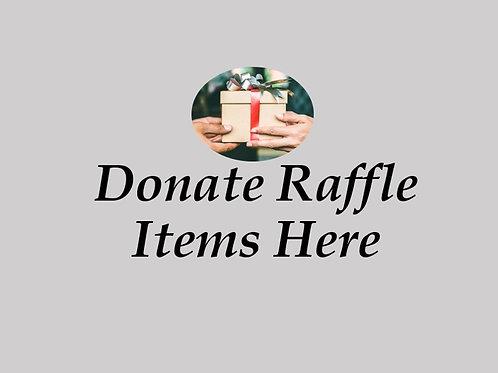 Donate a Raffle Item