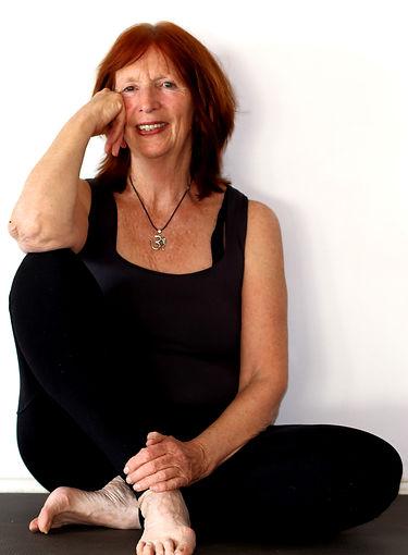 Jean Stokx at Senior Yogabodies