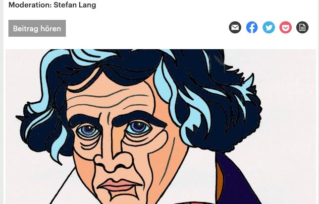 """""""Beethoven! Alles Neunte!"""" bei Deutschlandfunk Kultur"""