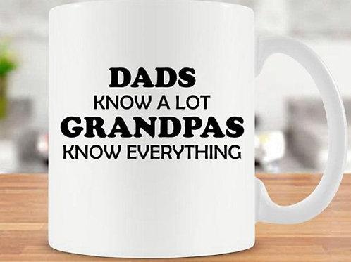 Grandfather Appreciation Gift Box