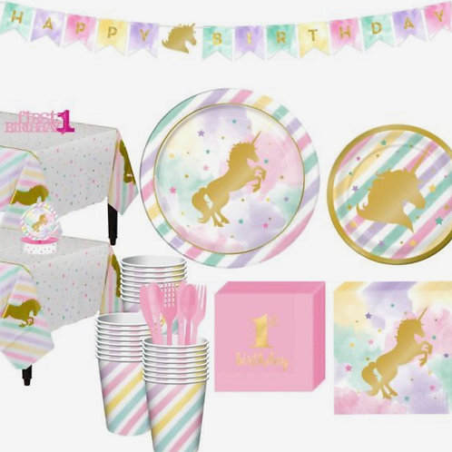 Kids Party Kit | Girl (20 kids)