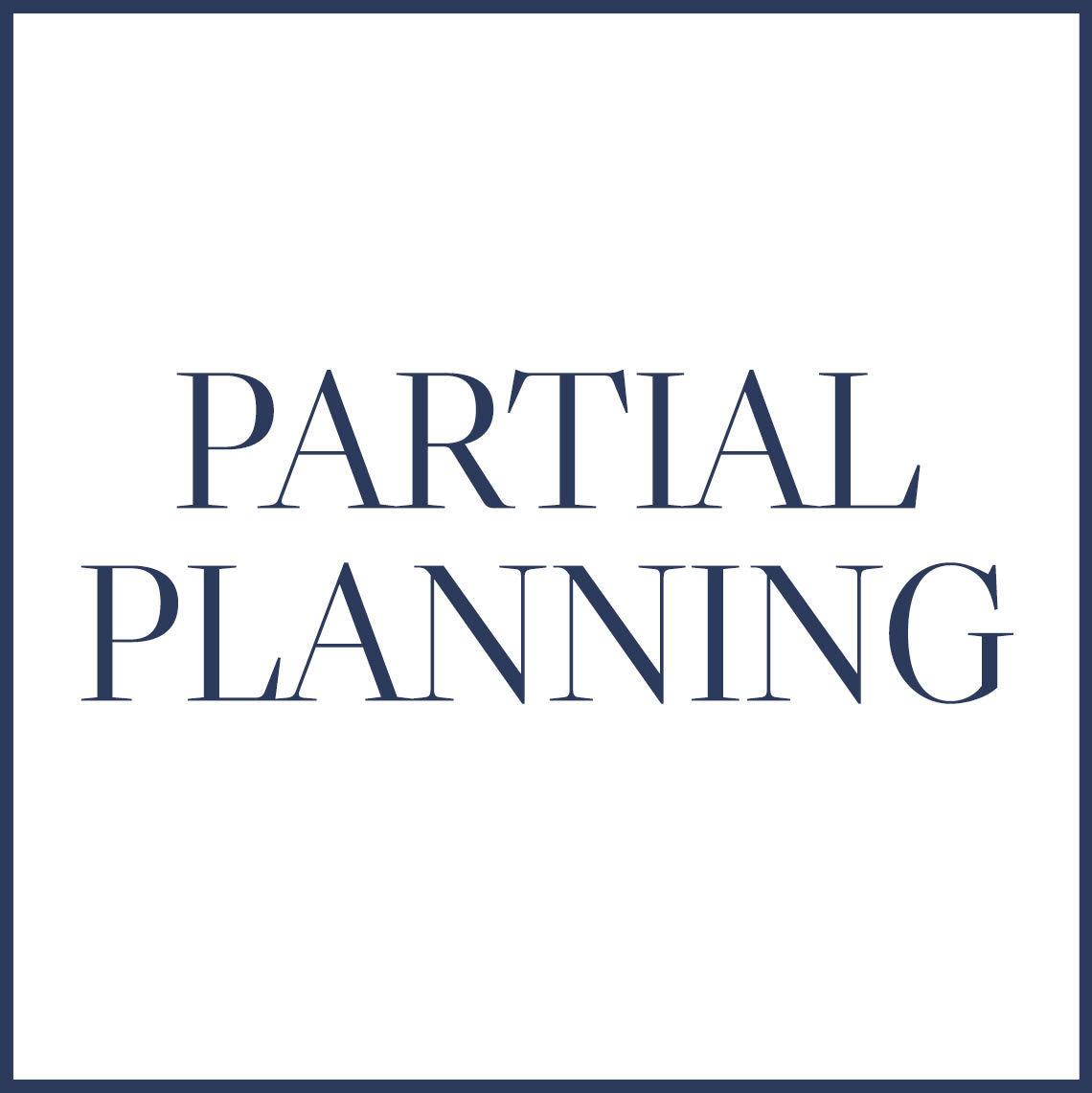 Partial Wedding Planning Consultation