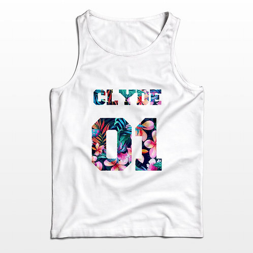 """Clyde"" Tank top"