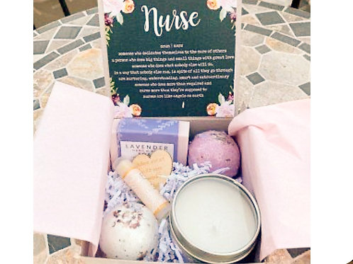 Nurses Appreciation Gift Box | Woman