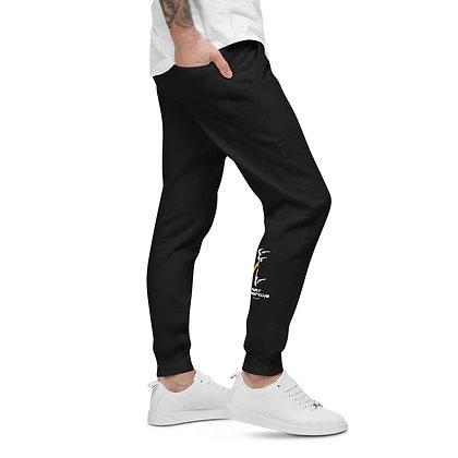 Pantalon de Survêtement Noir logotisé Marly Acrobat'Club
