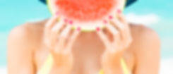 Watermelon, tropical fruit
