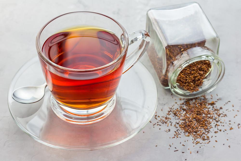Rooibos tea, Rooibos tea leaves