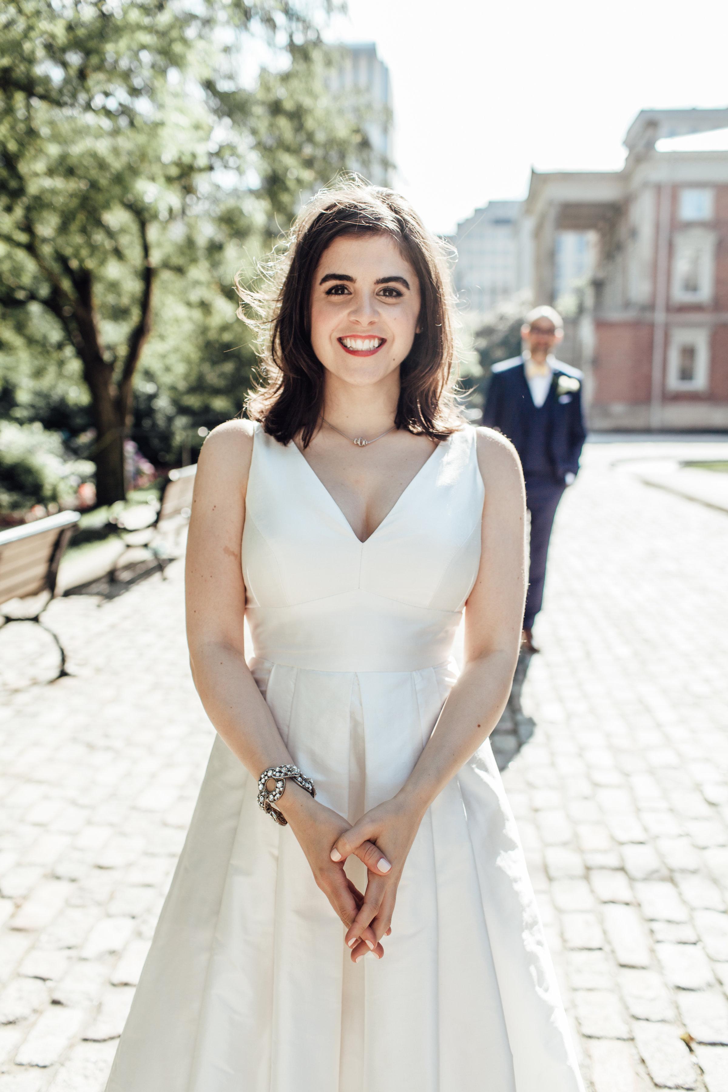 C+A Wedding
