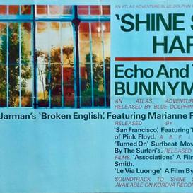1981 'Shine So Hard' - design by Martin
