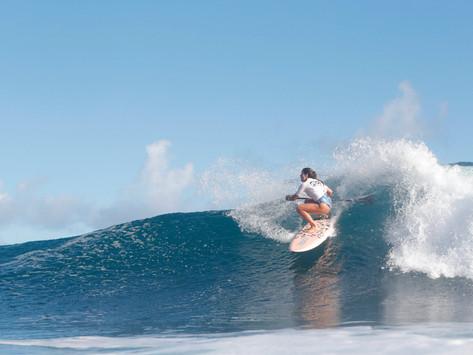SUP-and-Coming Surfer: Alazne Aurrekoetxea